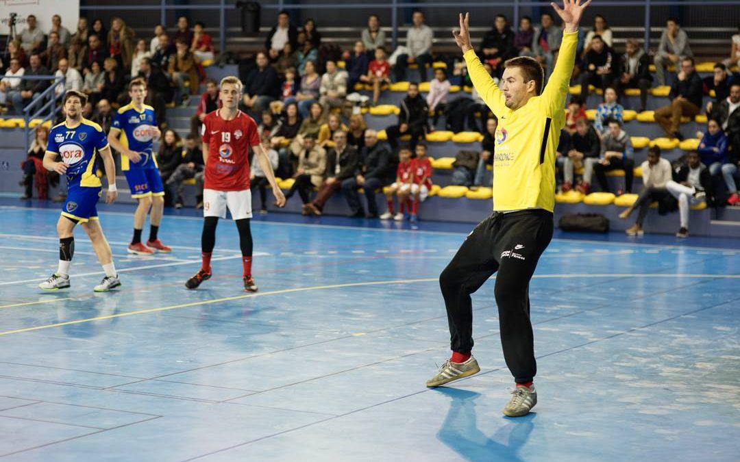 CS Bourgoin-Jallieu – Vénissieux hb : L'avant match avec… Milan Calic !