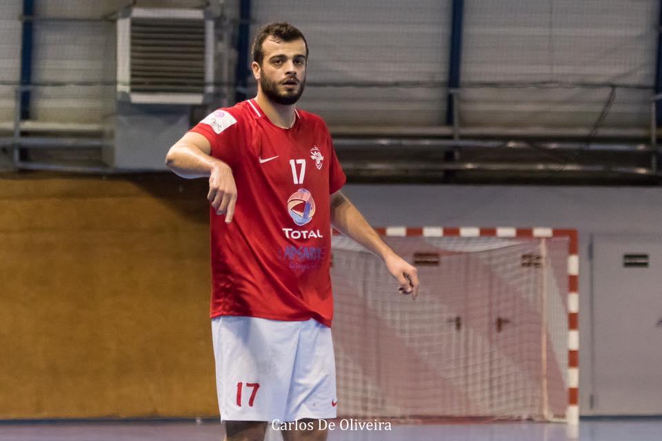 Vénissieux HB – Saint Flour : L'avant match avec… Antoine Valentin !
