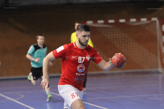 Lyon Caluire – Vénissieux Handball : L'avant match avec… Sanjin Osmic !