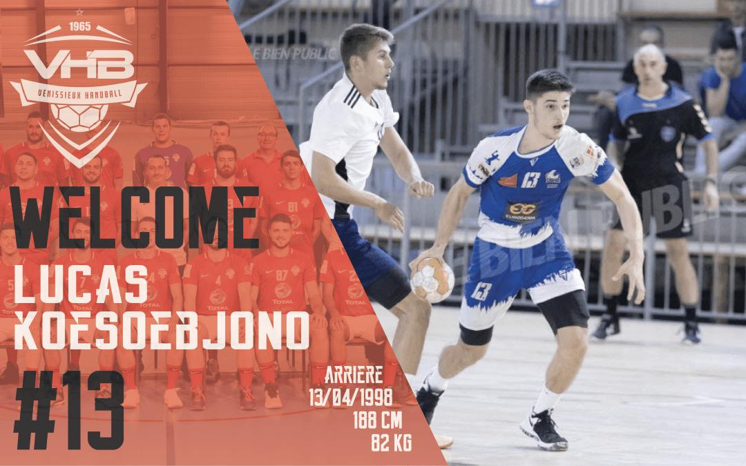 National 2 Recrutement 2019/2020 : Présentation de Lucas Koesoebjono