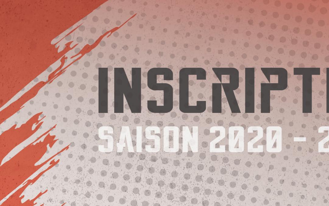 Inscriptions Vénissieux Handball 2020-2021
